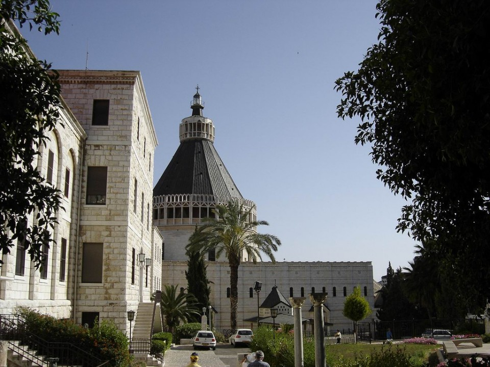 basilica of the annunciation 1